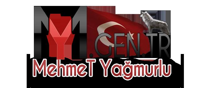 Mehmet Yağmurlu Blogum