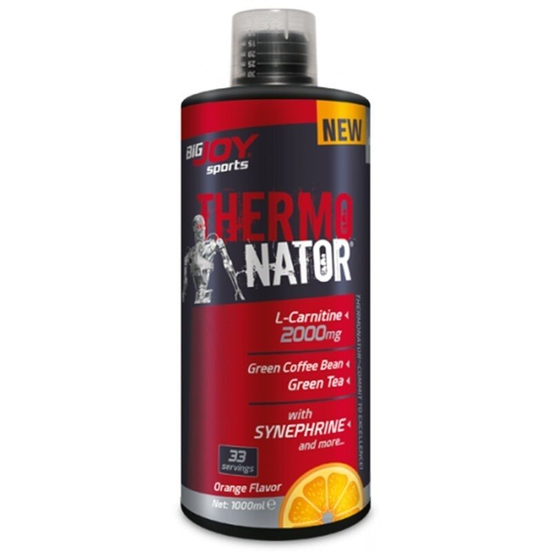 big joy thermonator l carnitine 1000 ml 12889
